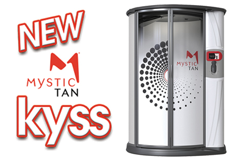 Mystic Kyss at California Tan San Diego